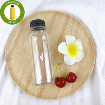 chai nhựa 200ml