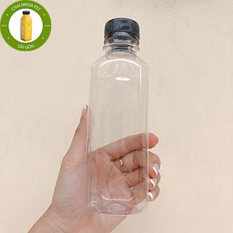 chai nhựa 250ml