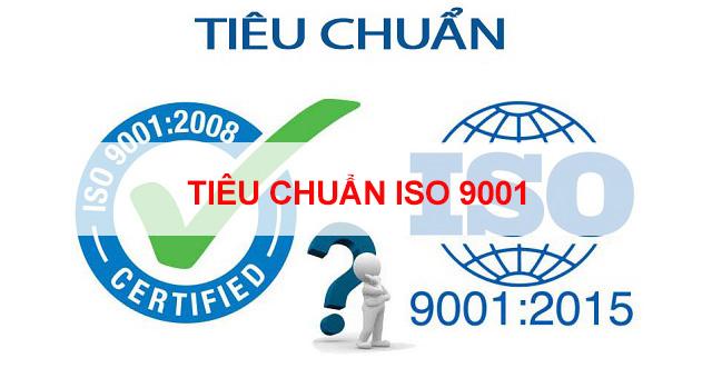 tiêu chuẩn iso 9001